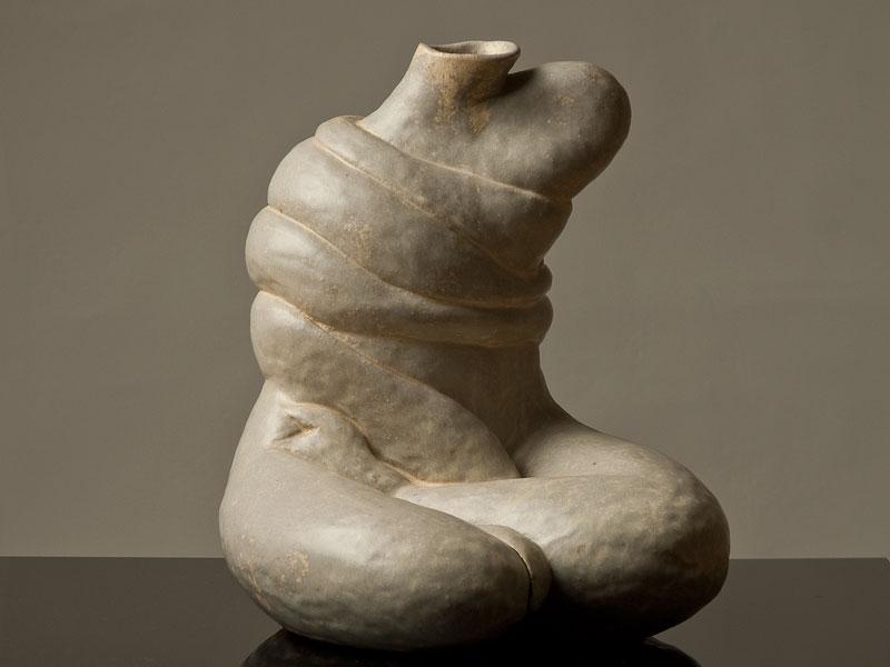 Unveiling - Sculptural Vessels by Alenka Sekne