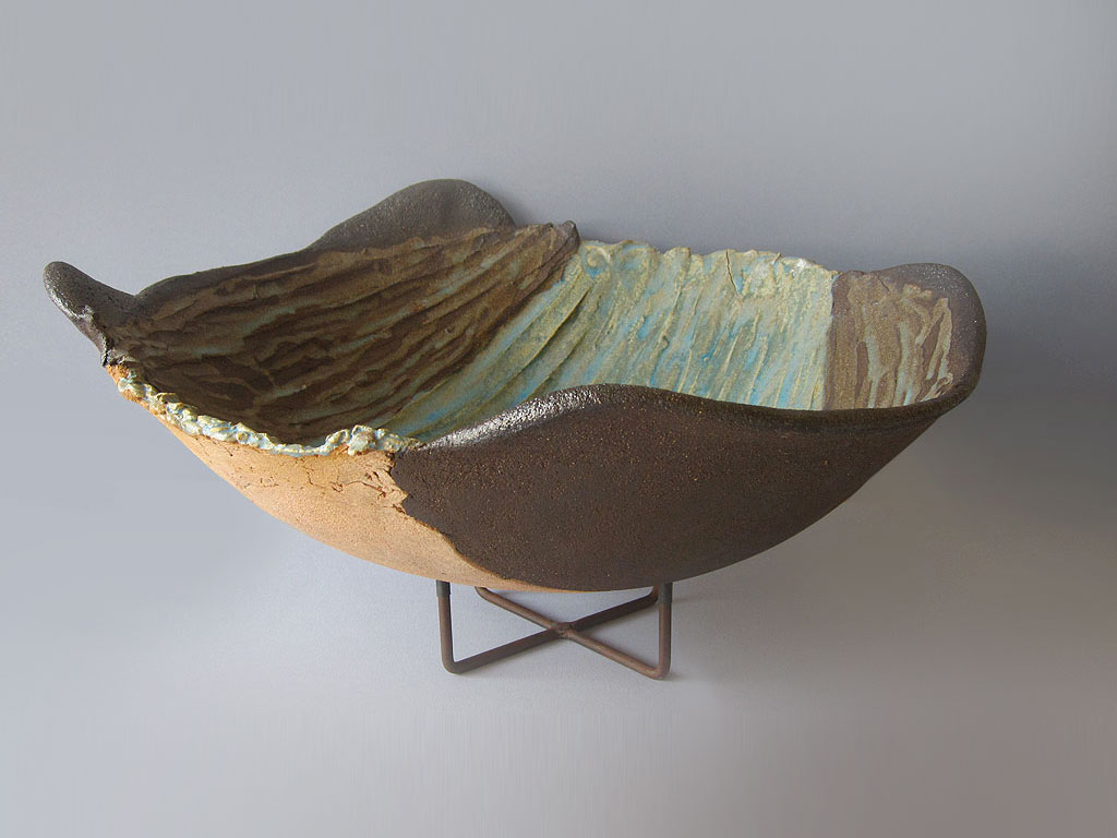 Stream vessel by Alenka Sekne
