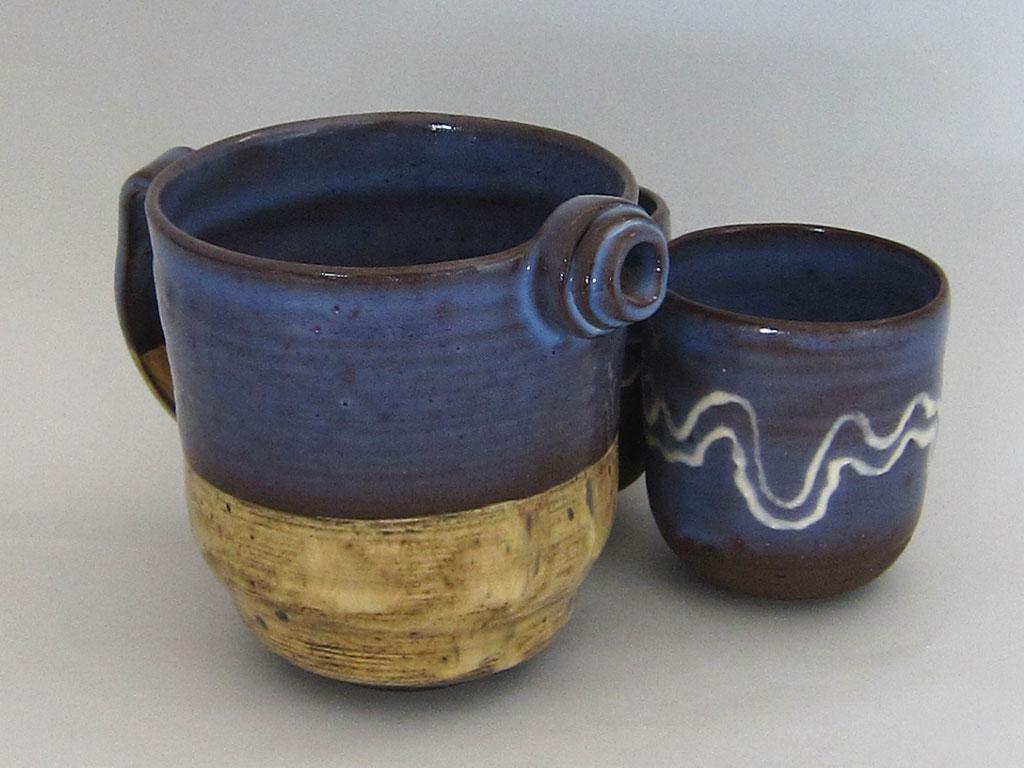 Teapot by Alenka Sekne