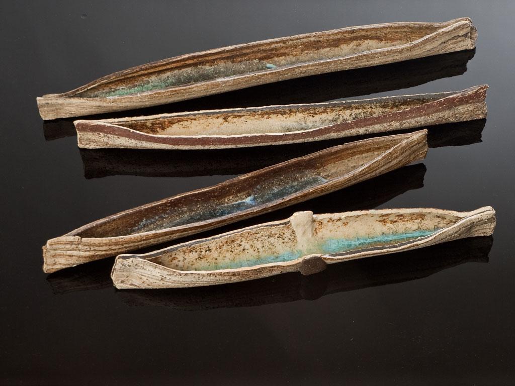 Boats by Alenka Sekne