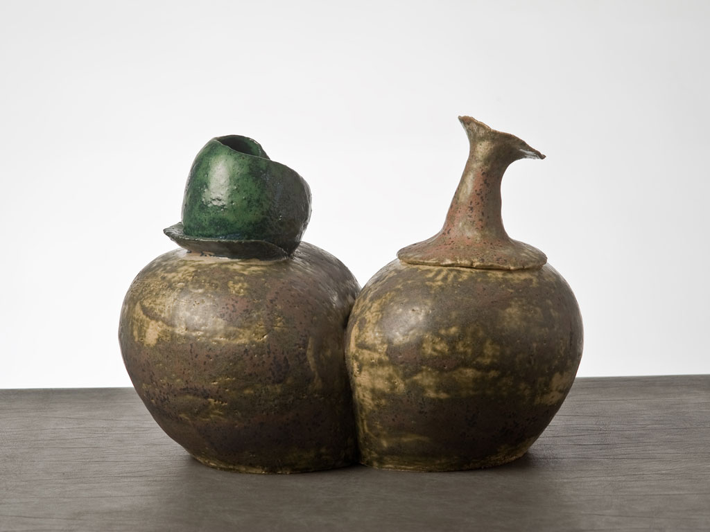 Connected 1 - Sculptural Vessels by Alenka Sekne
