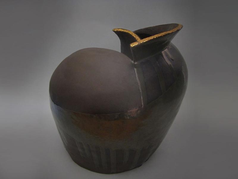 Unfolding  - Sculptural Vessels by Alenka Sekne
