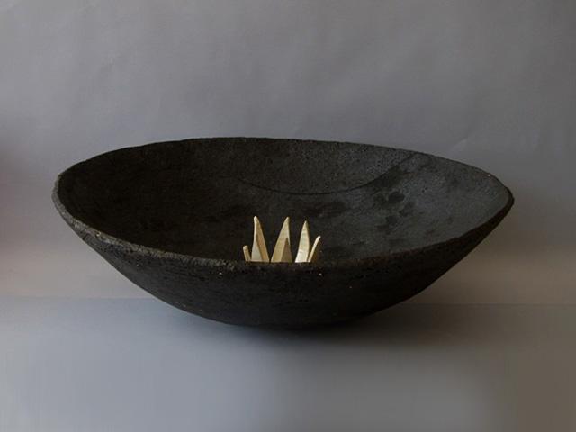 Haoma vessel by Alenka Sekne