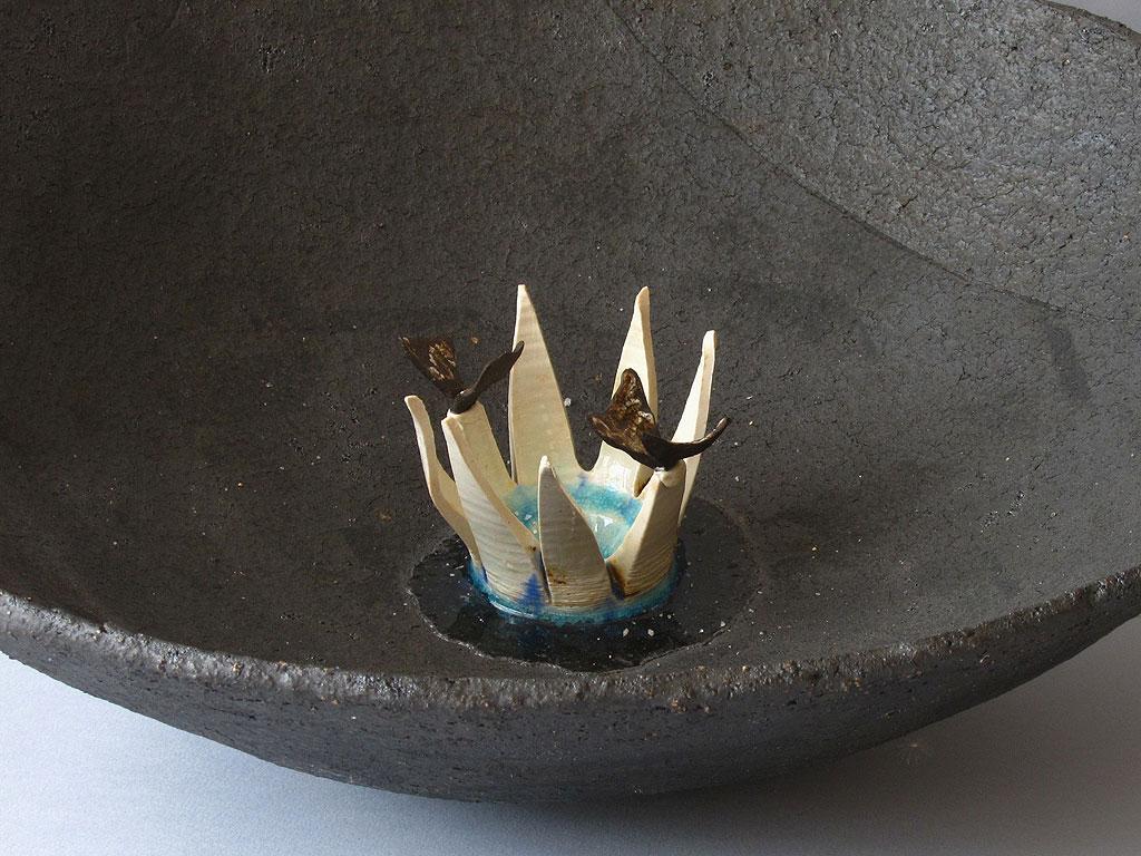 Haoma vessel (detail) by Alenka Sekne